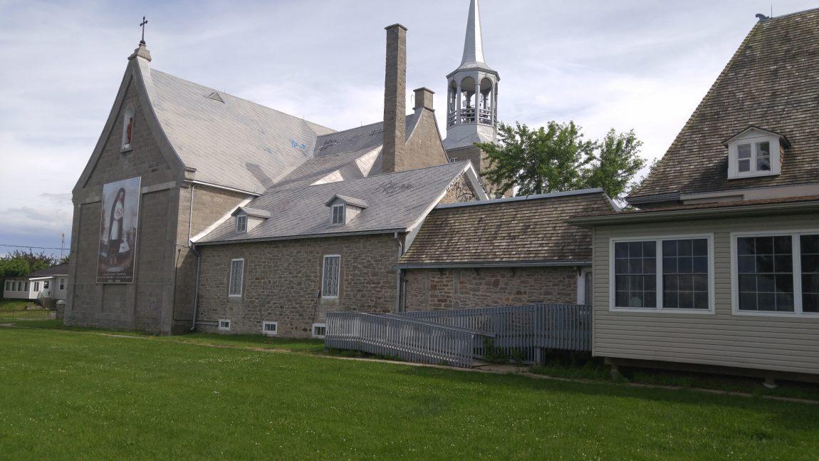 Parcours inusité en Montérégie - tourisme religieux à Kannawake