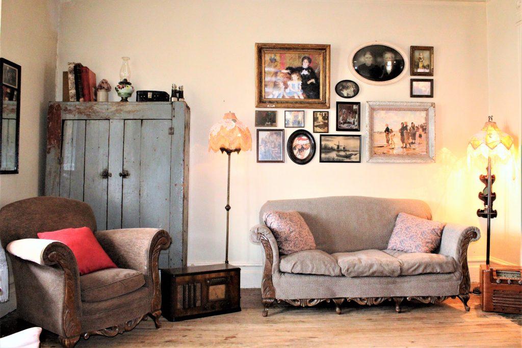 Studio photographie vintage à louer à St-Lambert